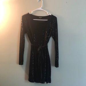 Express Sequined Dress